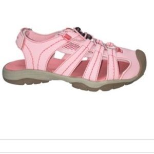 Eddie Bauer Sandals Pink Girls 3 Kristen